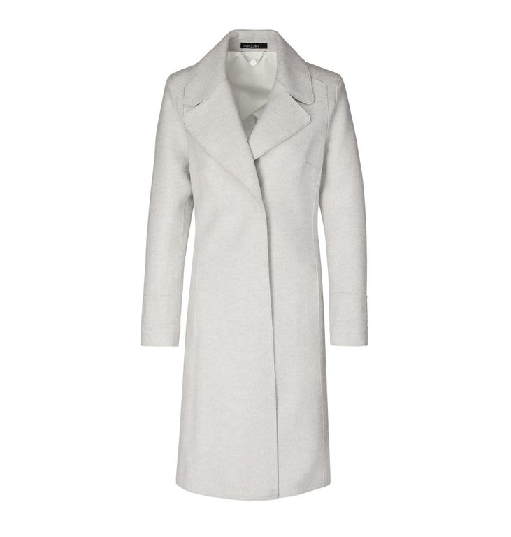 Marc Cain Marc Cain Grey Coat MC1118