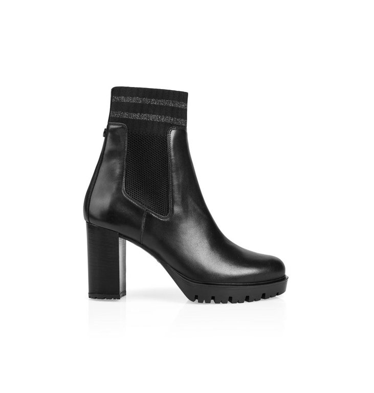 Marc Cain Marc Cain Black Bottines MBSB37