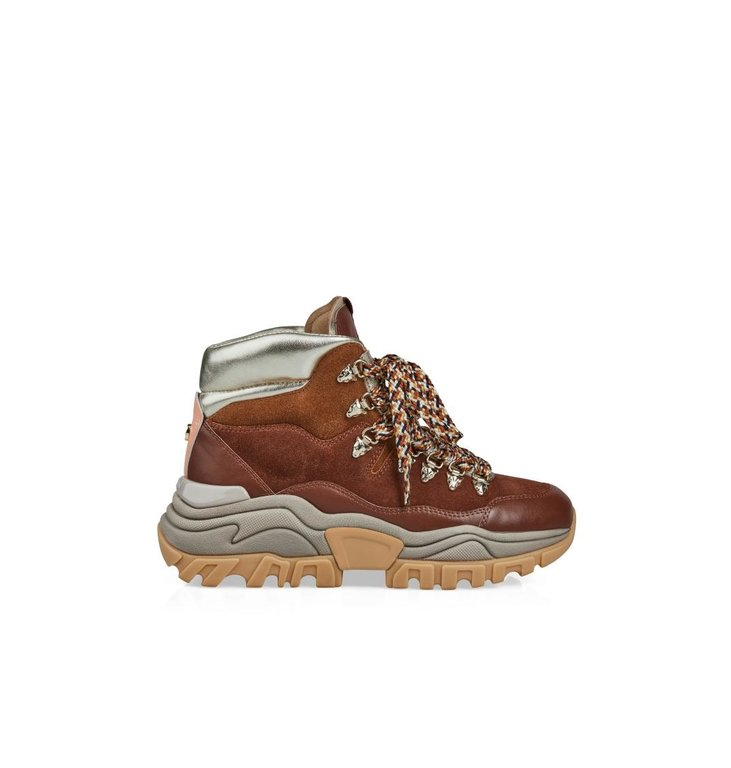 Marc Cain Marc Cain Brown Sneaker MBSH78