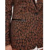 Maison Scotch Leopard Blazer 152723