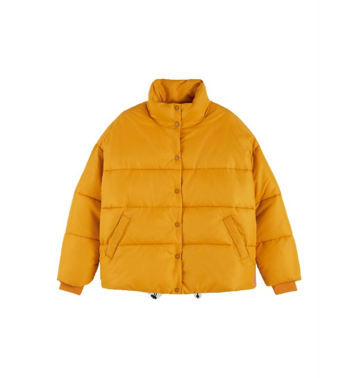 Maison Scotch Maison Scotch Yellow Short Jacket 152694