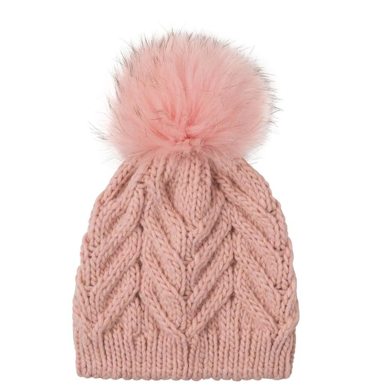 Marc Aurel Marc Aurel Pink Hat 9237