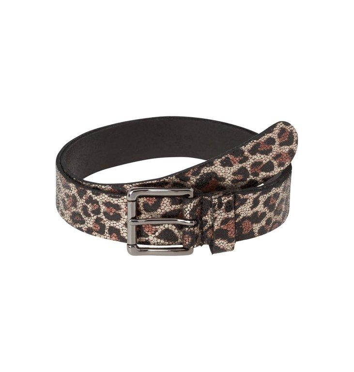 Marc Aurel Marc Aurel Leopard Belt 9245
