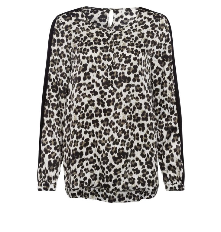 Marc Aurel Marc Aurel Leopard Blouse 6313