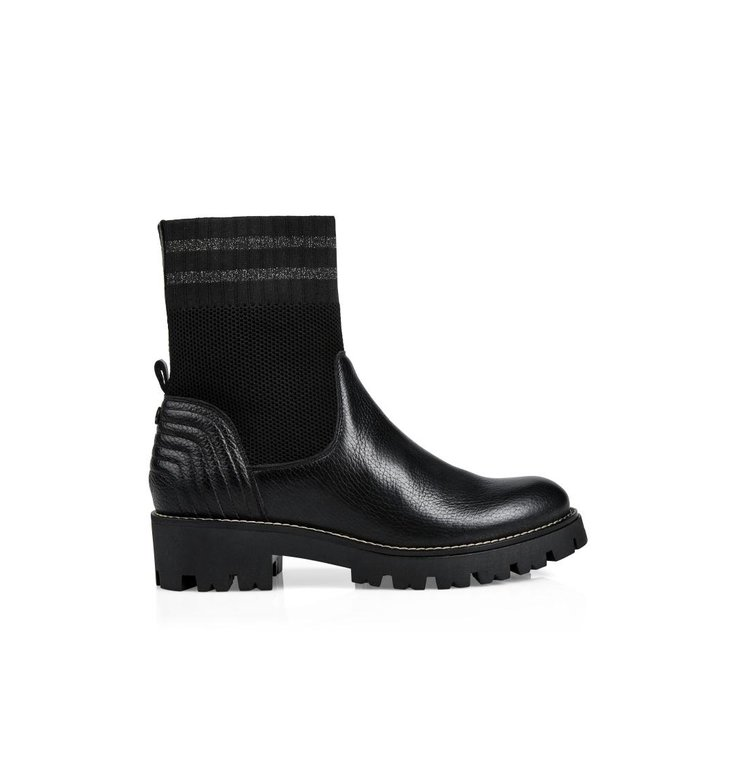 Marc Cain Marc Cain Black Bottines MBSB45