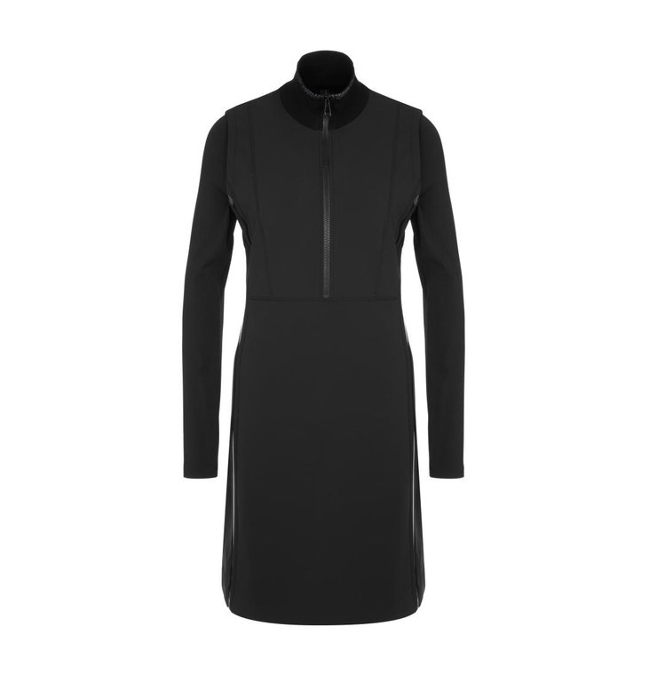 Marc Cain Marc Cain Black Dress MS2128