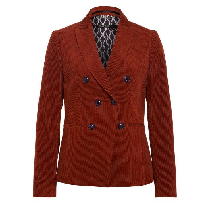 Marc Aurel Marc Aurel Red Blazer 3562
