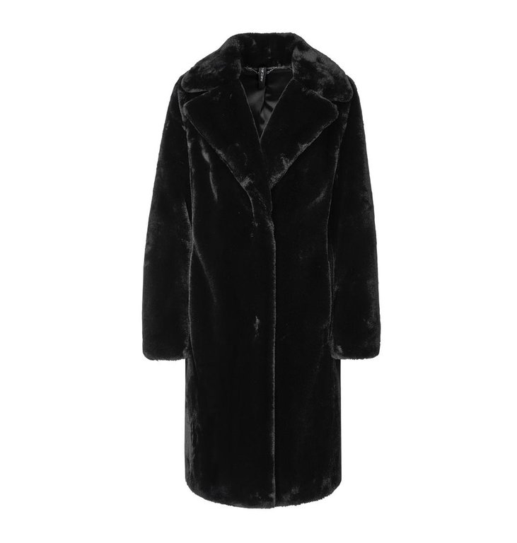 Marc Cain Marc Cain Black Coat MC1111