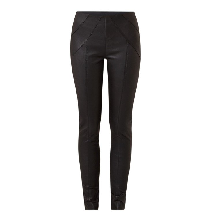 Arma Arma Black Leather Legging Cassay