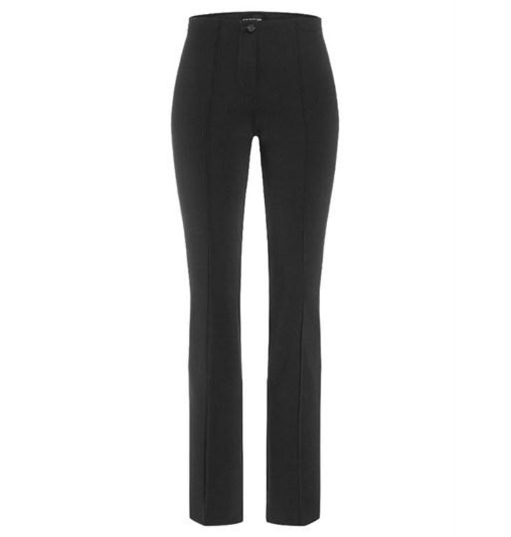 Cambio Cambio Black Ros Flaired Trousers 6201