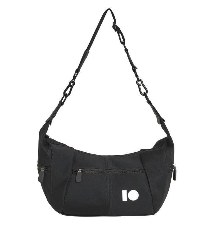 10Days 10Days Black Cross Body Bag Neoprene 20.952.9104