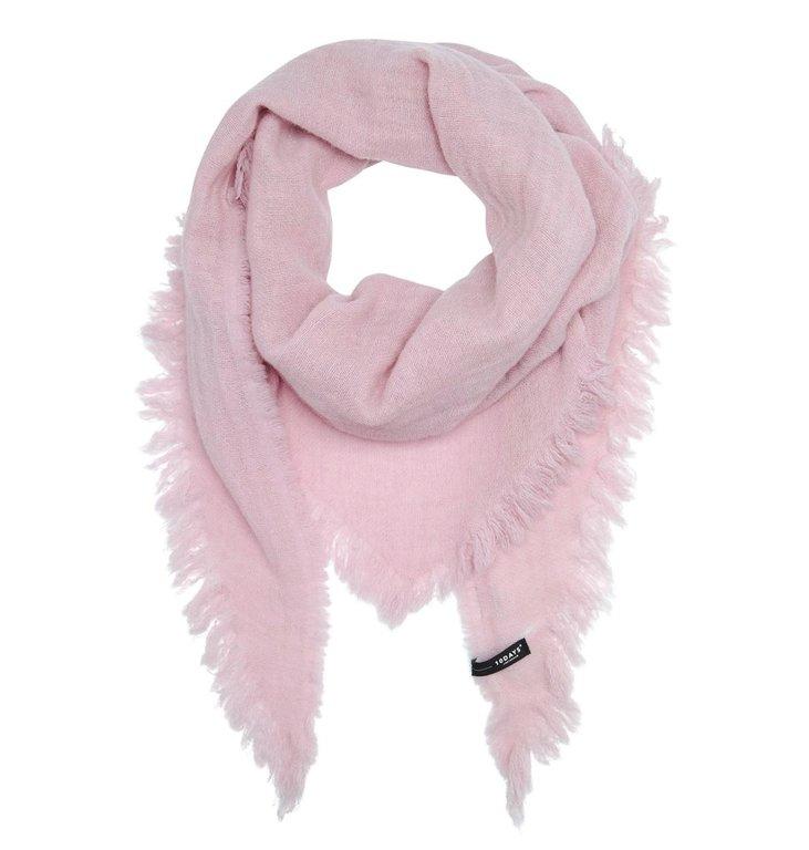 10Days 10Days Light Pink Light Pink Triangle Scarf 20.914.9104