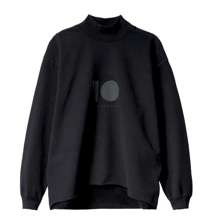 10Days 10Days Black Ski Sweater 20.802.9104