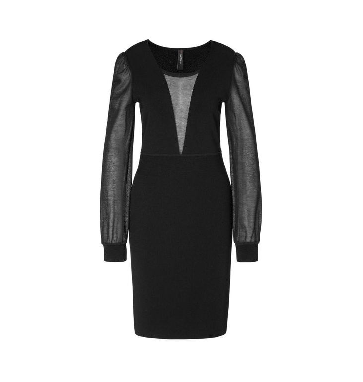 Marc Cain Marc Cain Black Dress MC2142