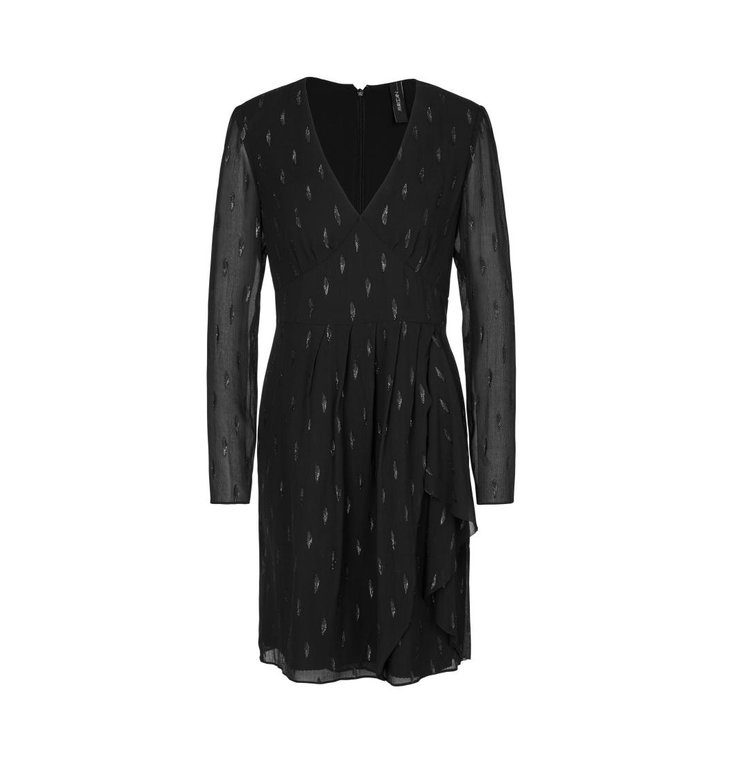 Marc Cain Marc Cain Black Dress MC2147