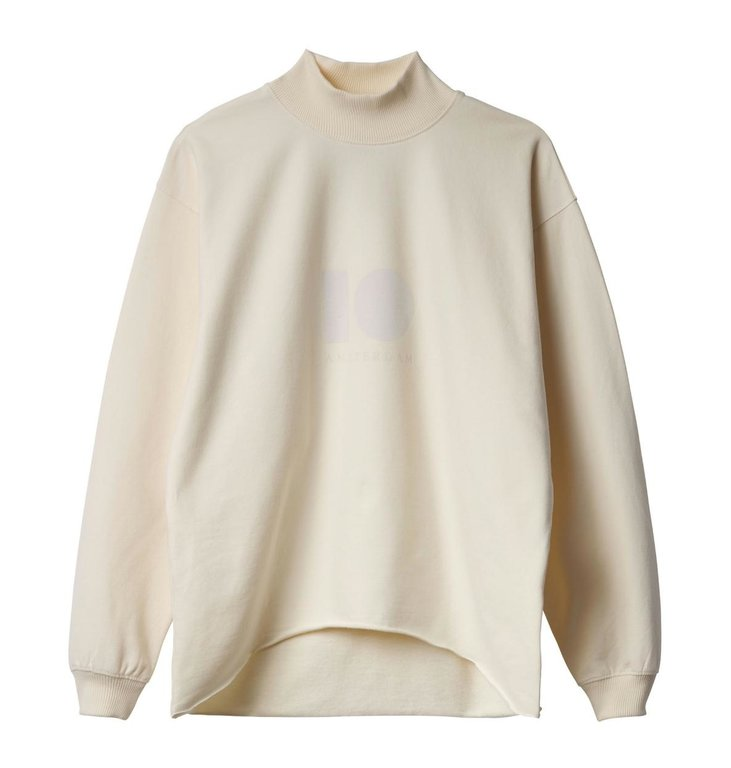 10Days 10Days Winter White Ski Sweater 20.802.9104
