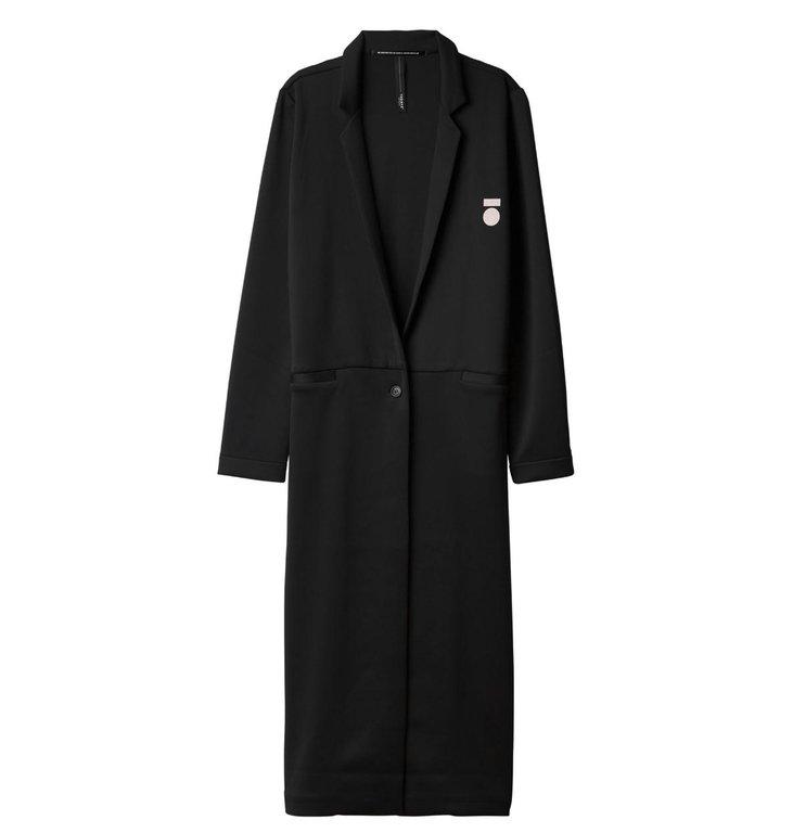 10Days 10Days Black Blazer XL Scuba 20.502.9104