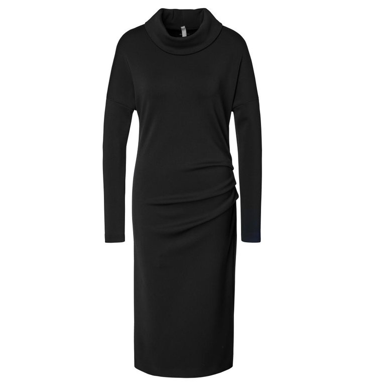 Marc Cain Marc Cain Black Dress MA2114