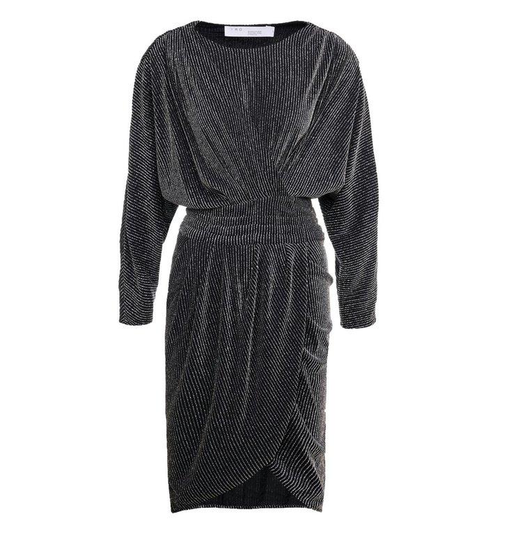 IRO IRO Black Dress Magnus