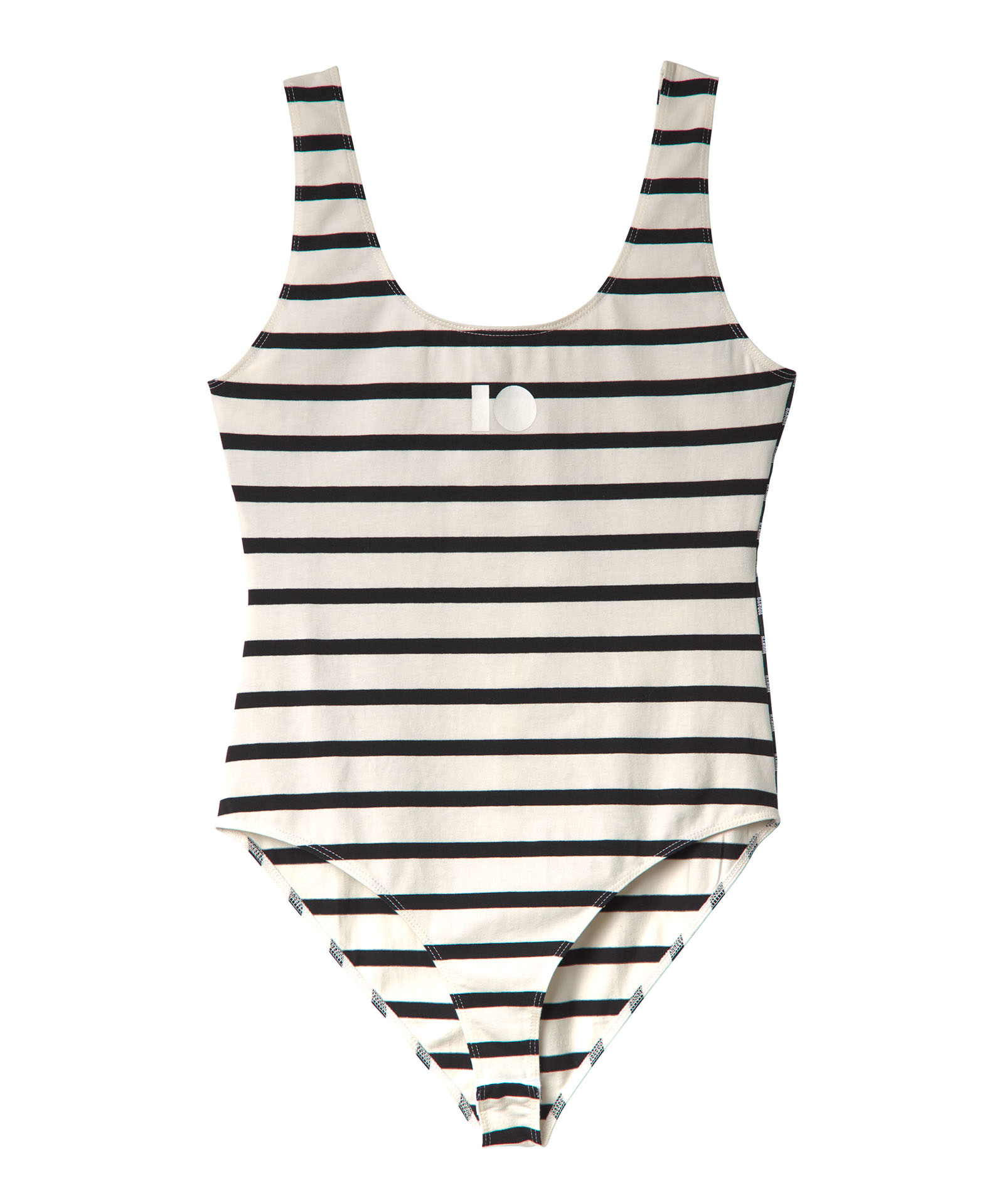 10days striped body