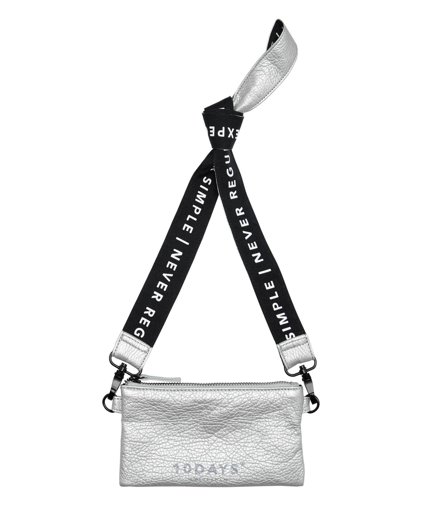 silver mini pouch 10days