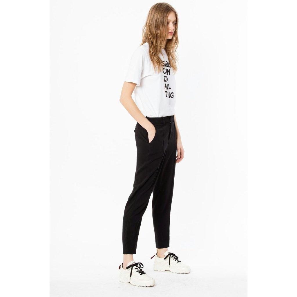 Zadig & Voltaire White T-shirt Bella