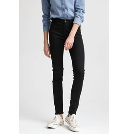 Denham Denham Black Skinny Fit Jeans Spray