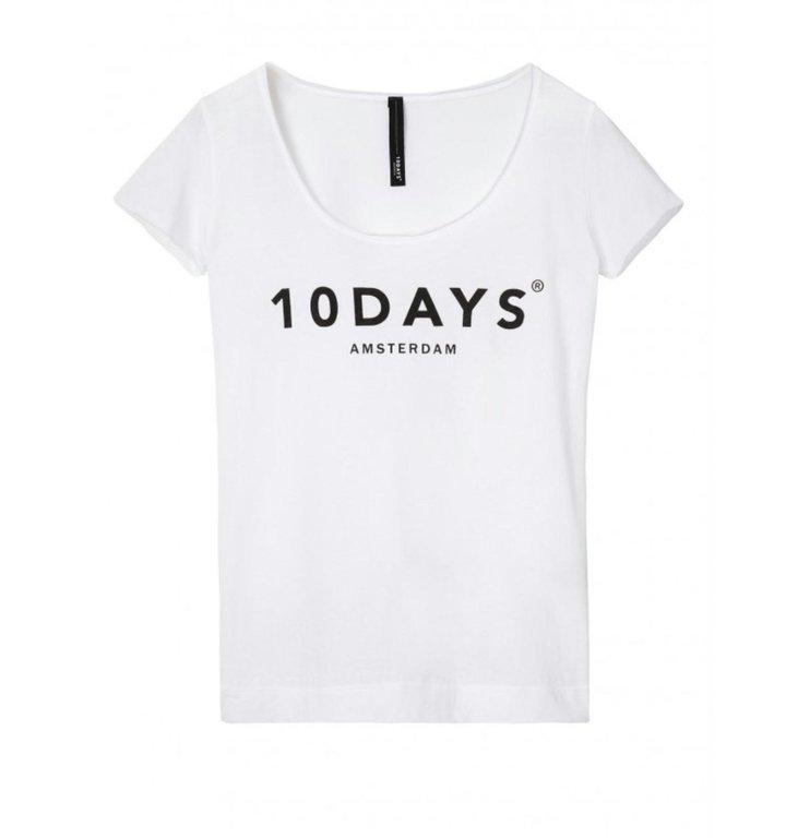 10Days 10Days White THE TEE 21.741.9900