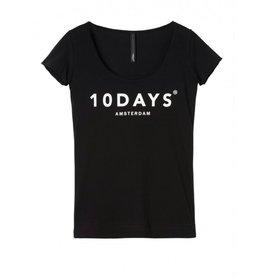 10Days 10Days Black THE TEE 21.741.9900