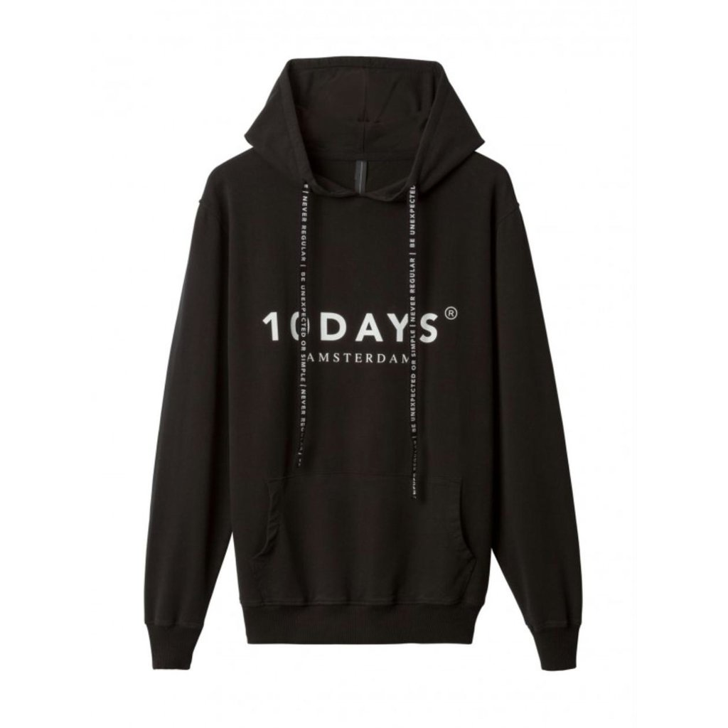 10Days Black THE HOODIE 21.851.9900
