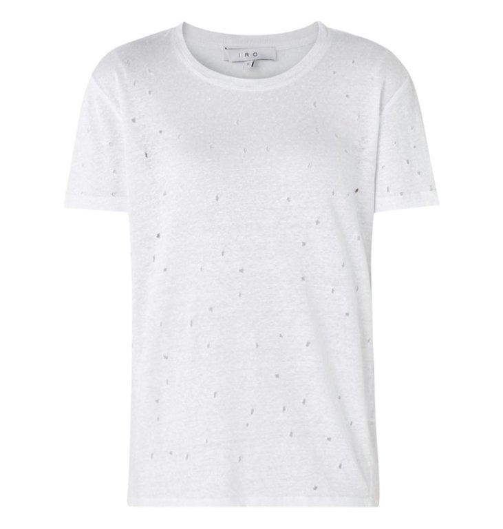 IRO IRO White Shirt Clay