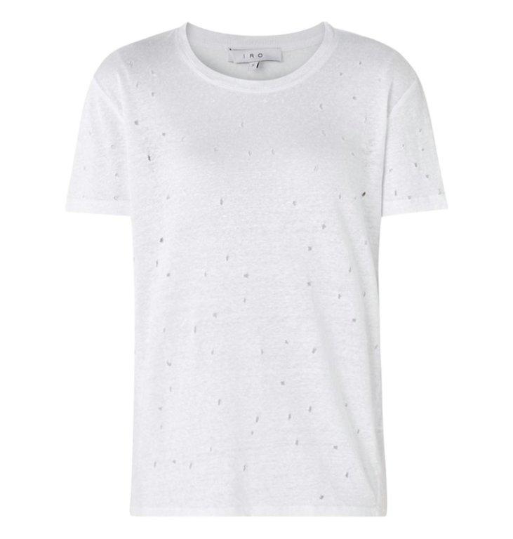 IRO IRO White Shirt Clay