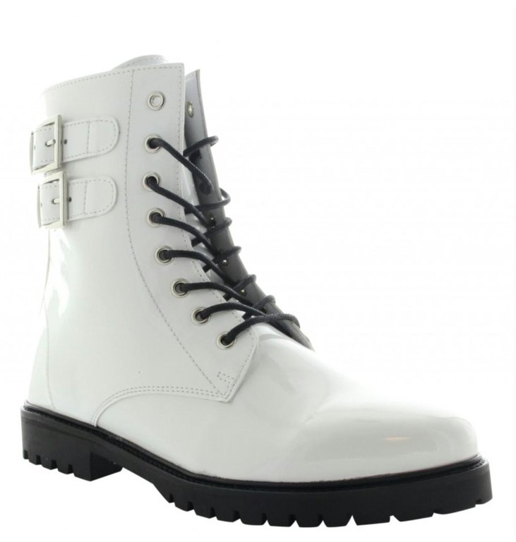 Tango Shoes Tango Shoes White Veter Boots Bee 29-D