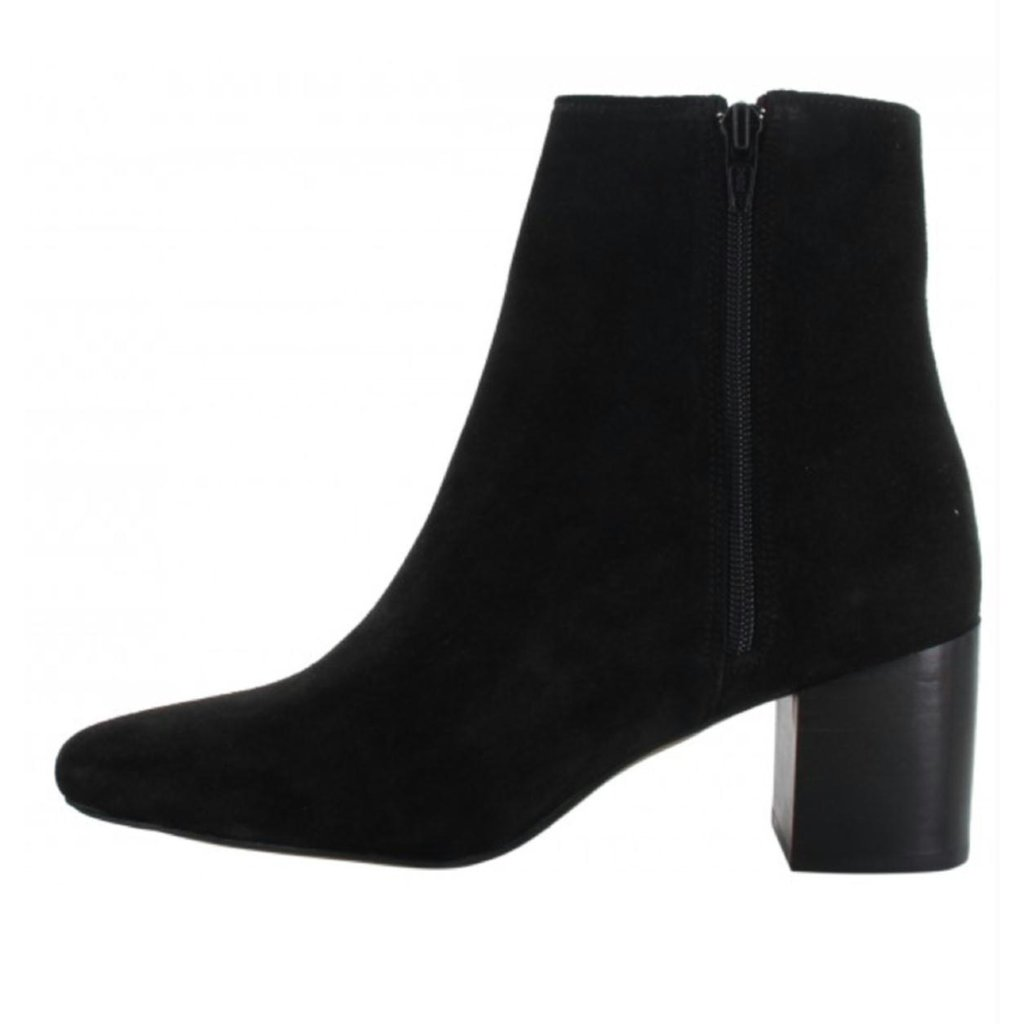 Tango Shoes Black Ankle Boot Ella Block 11-A
