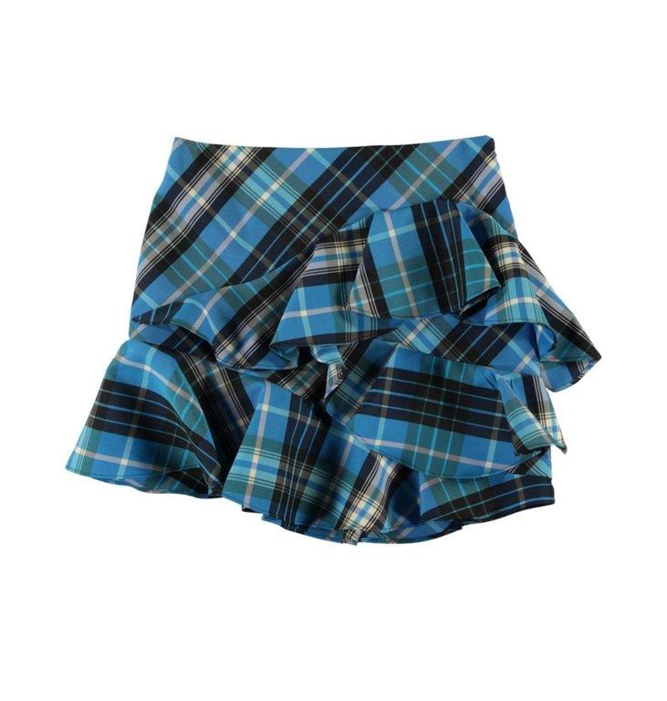 Essentiel Antwerp Essentiel Antwerp Blue Skirt Saturation