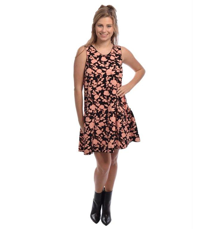 Pinko Pinko Floral Dress Karakoram2