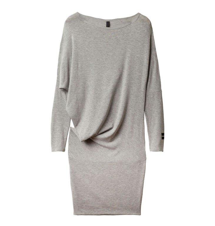 10Days 10Days Grey Essentials Asymmetrical Dress 20.334.9900
