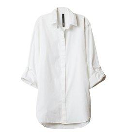 10Days 10Days White Essentials Men's Shirt 20.400.9900