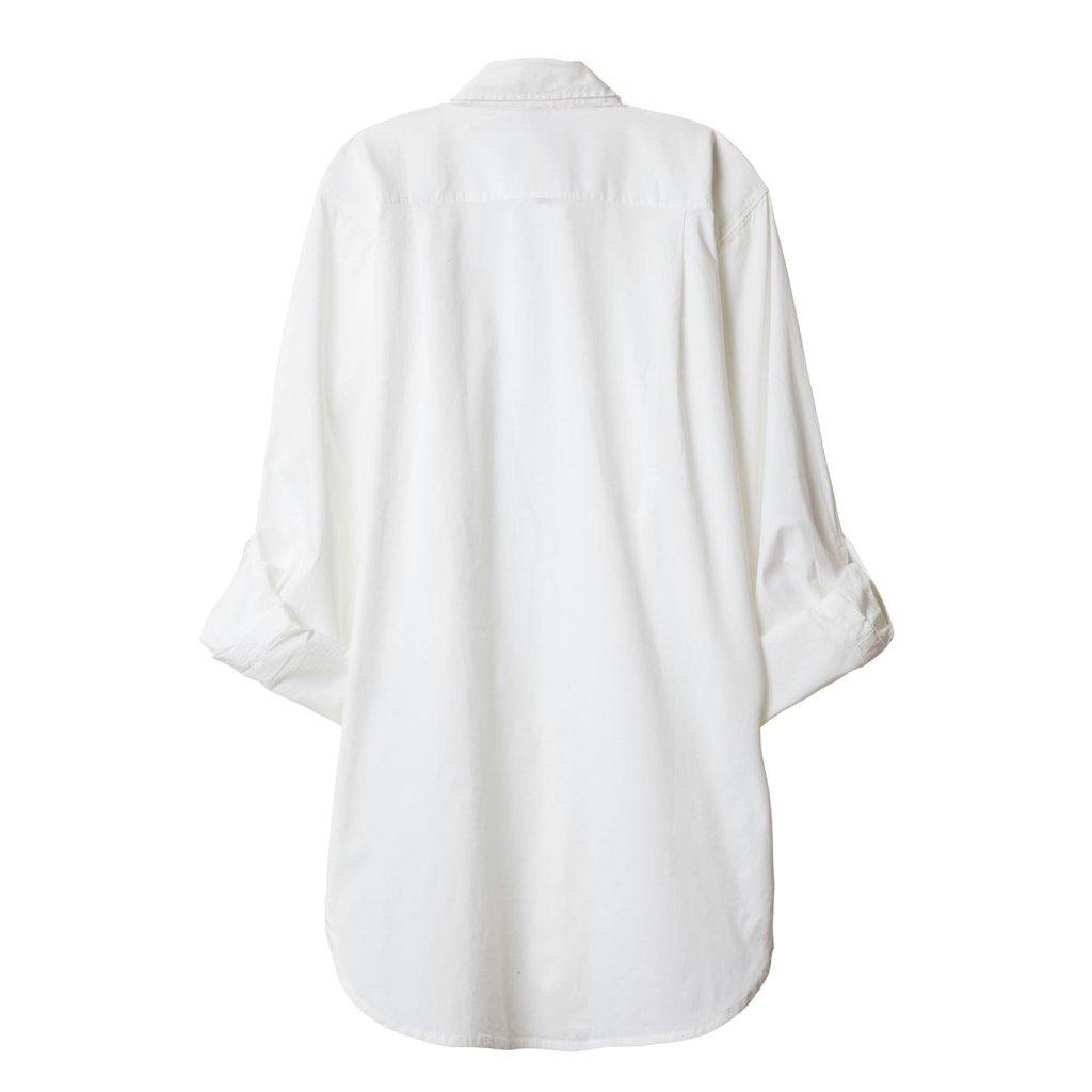 10Days White Essentials Men's Shirt 20.400.9900