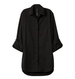 10Days 10Days Black Essentials Men's Shirt 20.400.9900