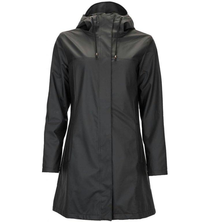 Rains Rains Black Firn Jacket 1505