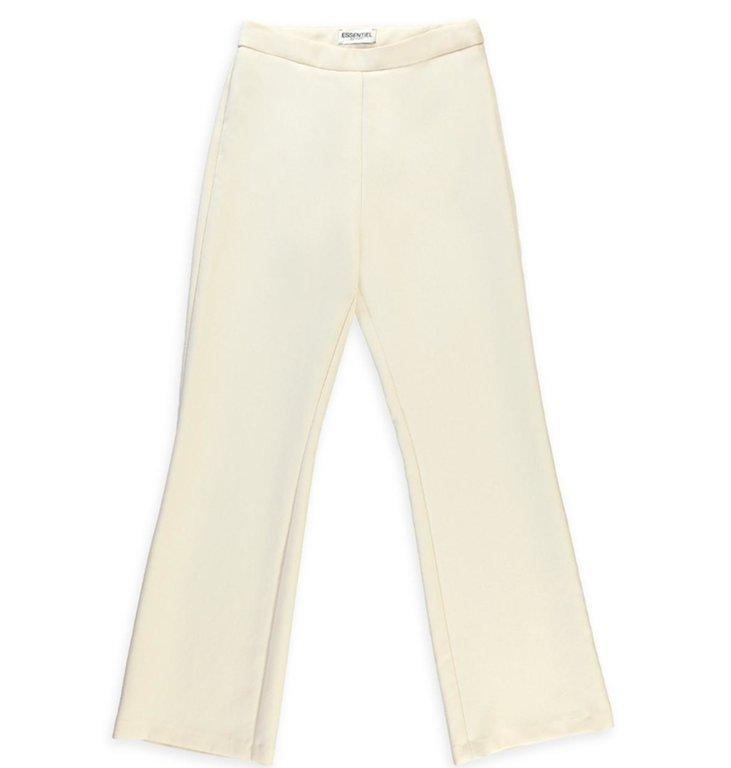 Essentiel Antwerp Essentiel Antwerp Soft White Pants Sonny