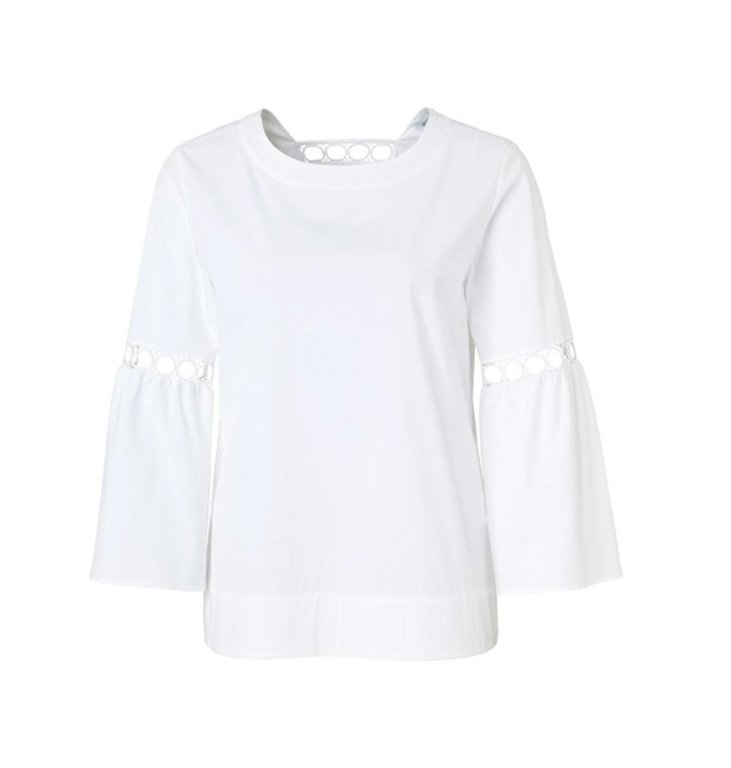 Louis & Mia Louis & Mia White Blouse 81279