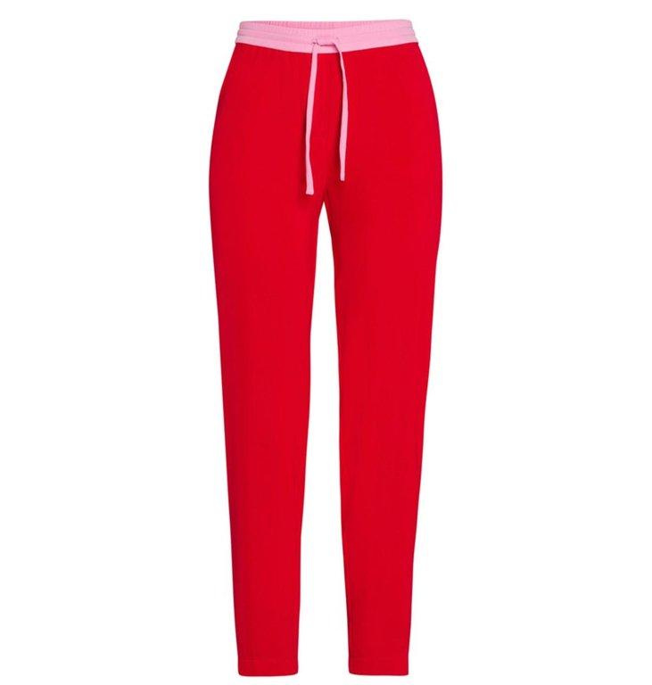 Marc Aurel Marc Aurel Red Pants 1189-1009-92626