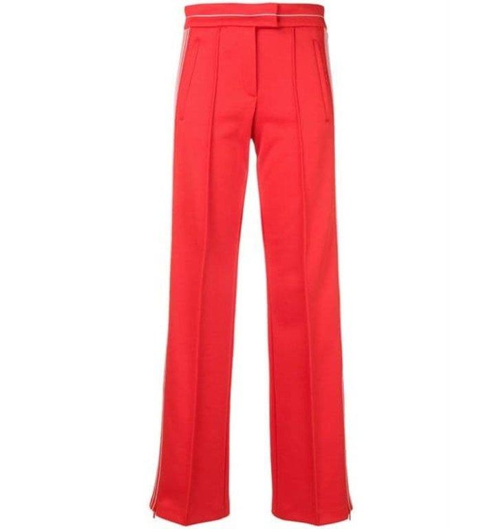 Pinko Pinko Red Pantalon Flessibile
