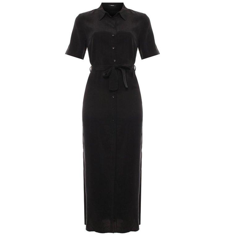 Denham Denham Black Dress Roxanne