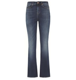 7 For All Mankind 7 For All Mankind Denim Blue Lisha JSQNU580