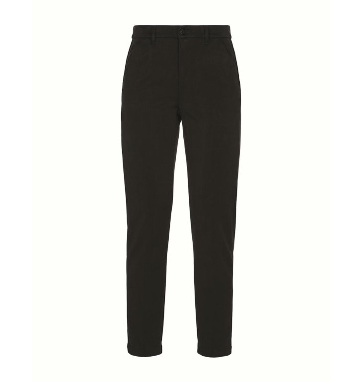 7 For All Mankind 7 For All Mankind Black Chino Cupro JSL4Q050