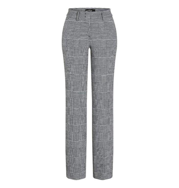 Cambio Cambio Plaid Malice Pants 6770-0317-03