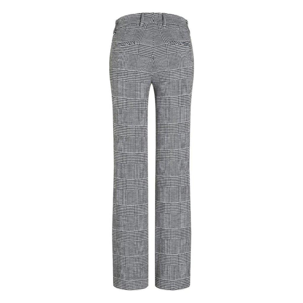 Cambio Plaid Malice Pants 6770-0317-03